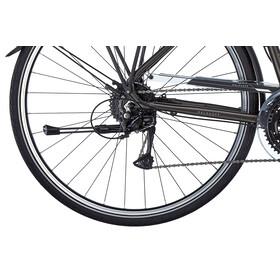 """Kalkhoff Voyager HS Wave - Vélo de trekking - 28"""" gris"""